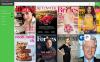 Reszponzív Glossy Covers PrestaShop sablon New Screenshots BIG
