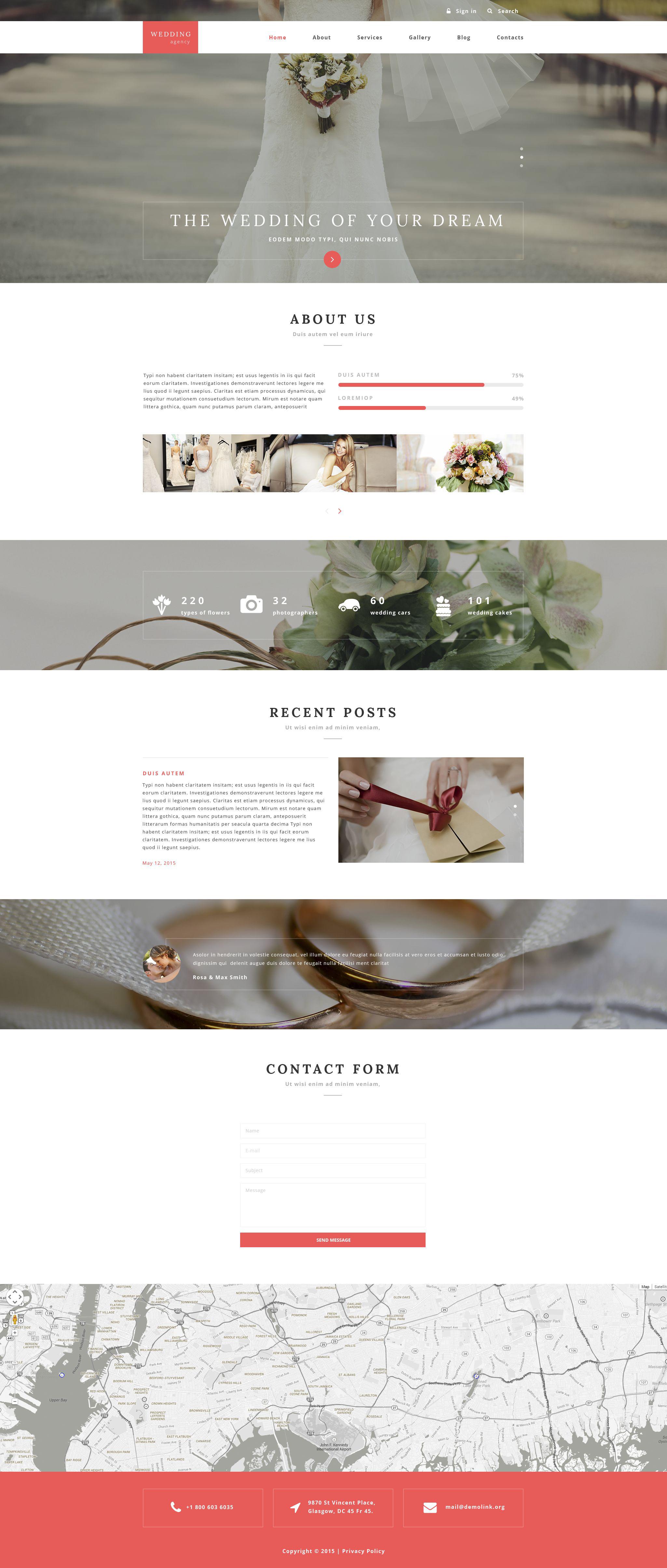 Wedding Agency №55366