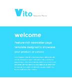 Web design Newsletter  Template 55400