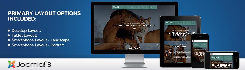 Animals & Pets Joomla Template 55403, Joomla Templates