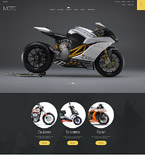 Cars Magento Template 55419