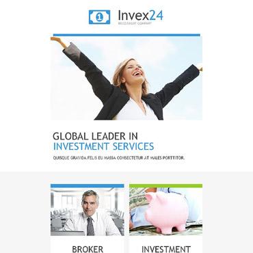 Купить  пофессиональные Email шаблоны. Купить шаблон #55420 и создать сайт.