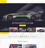 Cars Joomla  Template 55424