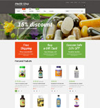 Medical WooCommerce Template 55428