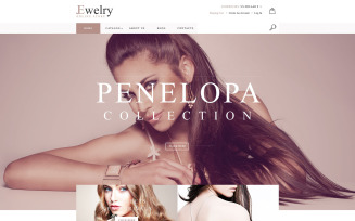 Jewelry House VirtueMart Template