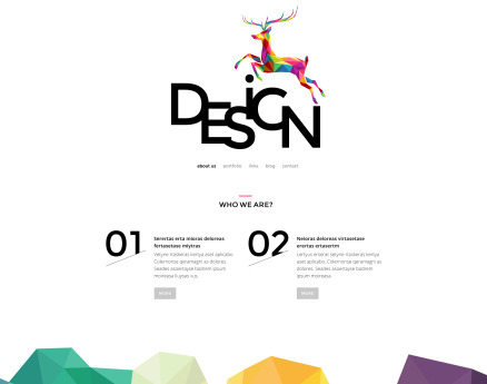 Sometimes it is hard to find a good website for a design agency. Yet, this Joomla Template is definitely what you need. It is hard to find a template that advertises your creativity by its own design. Moreover, you can edit a design as you wish to make it even more suitable for your business. It is bright and full of attractive visual effects. And due to valuable code, a website developed with Design Joomla template works without issues. It allows you to tell more about your company and services. You can also create a portfolio to present your previous projects. You can also advertise yourself via social options and blog. Moreover, due to the attractive design, this template perfectly suits web development companies and marketing companies. Yet, if you like this product you can edit it to make even more suitable for your business.