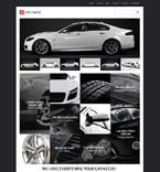 Cars WordPress Template 55453