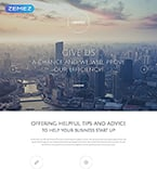 Landing Page  Template 55464