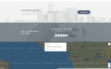 """Landing Page Template namens """"Smartex - Business Consulting Clean HTML5"""""""