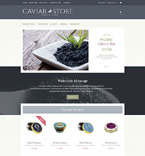 Food & Drink OpenCart  Template 55467