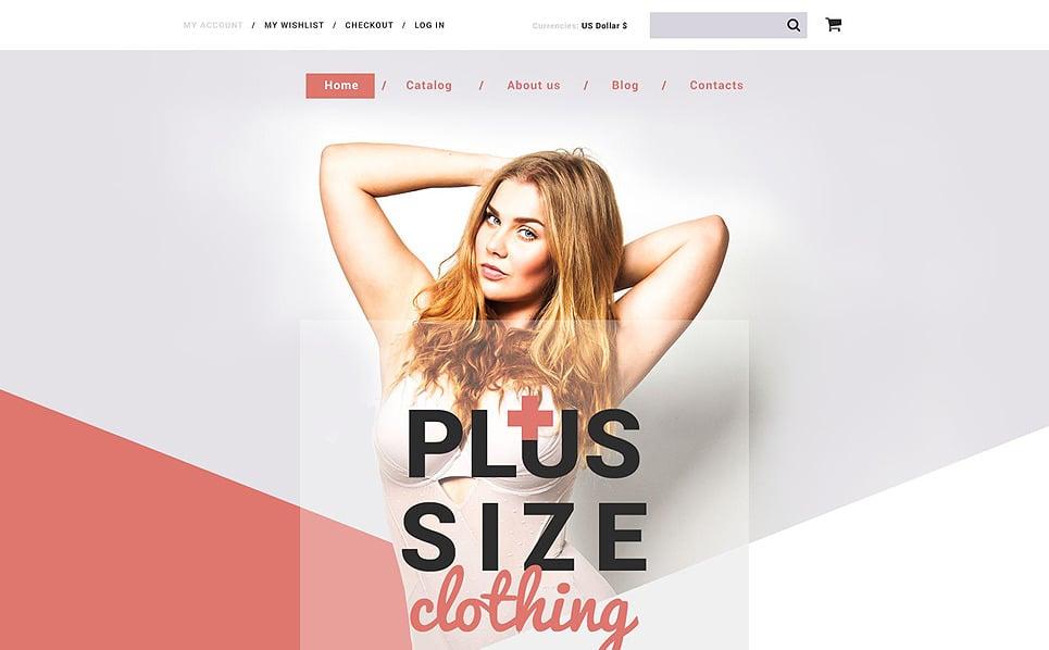 Responsive Shopify Thema over Kledingzaak  New Screenshots BIG