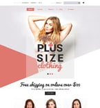 Fashion Shopify Template 55487