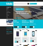 Electronics PrestaShop Template 55488