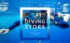 Diving WooCommerce Theme New Screenshots BIG
