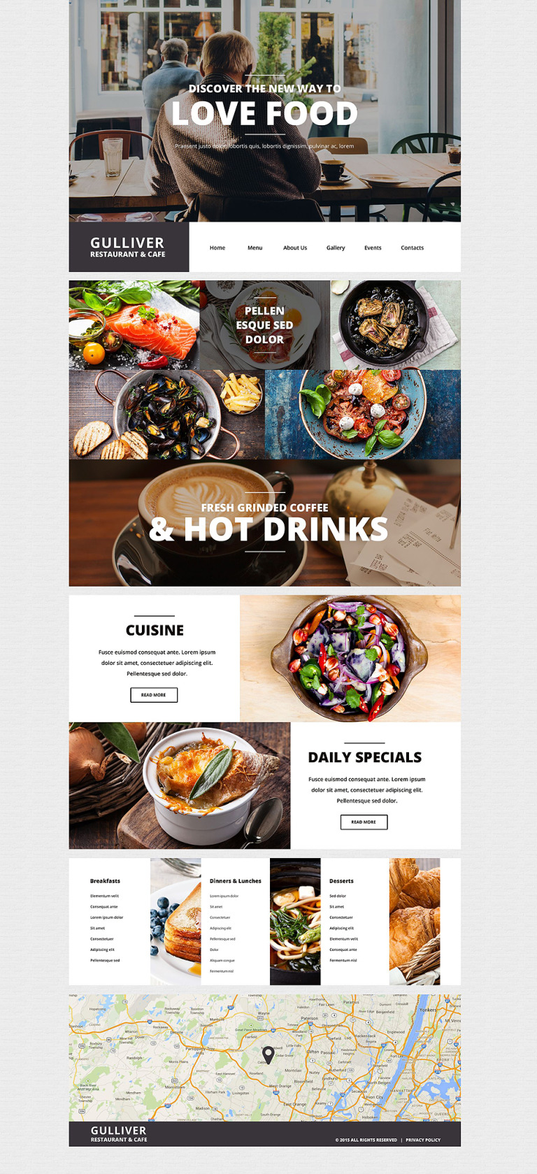 Gulliver WordPress Theme New Screenshots BIG