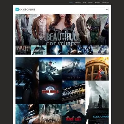 24+ Best WordPress Movie Themes 2018   TemplateMonster