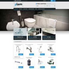 Plam Responsive ZenCart Theme 55417