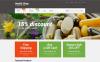 Reszponzív Health Shop WooCommerce sablon New Screenshots BIG