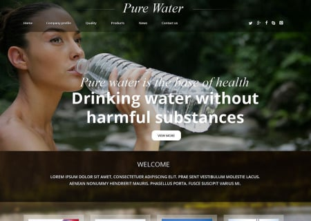 Water Responsive