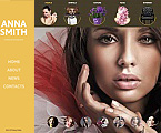 Art & Photography Photo Gallery  Template 55527