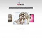 Art & Photography Photo Gallery  Template 55530