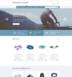 Sport WooCommerce Template 55544