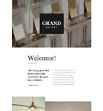 Hotels Newsletter  Template 55545