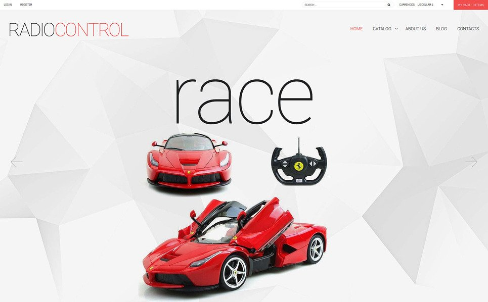 Responsive Oyuncak Mağazası  Virtuemart Şablonu New Screenshots BIG