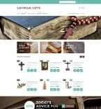 Religious Shopify Template 55550