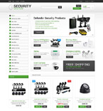 Security osCommerce  Template 55554