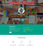 Web design Drupal  Template 55557