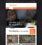 Furniture OpenCart  Template 55561