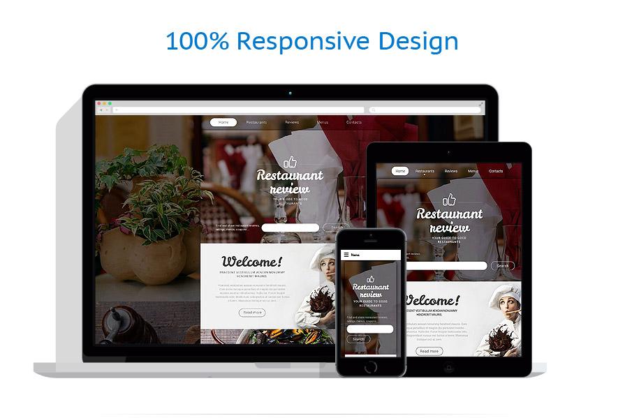 Modèles HTML5 Café et Restaurant #55568