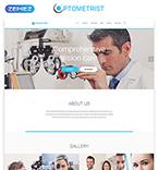 Medical Website  Template 55570