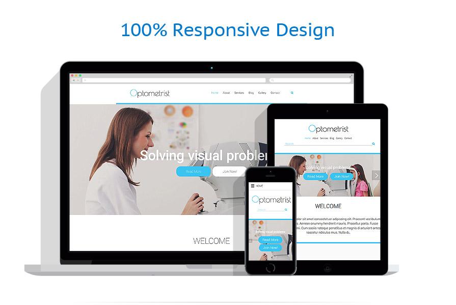 Modèles HTML5 Médical #55570