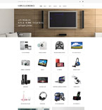 Electronics WooCommerce Template 55574