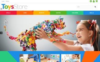Toys Store PrestaShop Theme