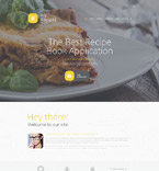 Food & Drink Joomla  Template 55582