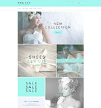 Wedding Magento Template 55583