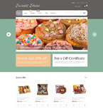 Food & Drink WooCommerce Template 55592