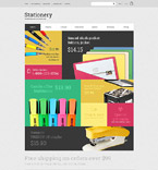 OpenCart  Template 55593