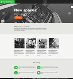 Architecture Joomla  Template 55597
