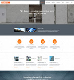 Architecture Joomla  Template 55598