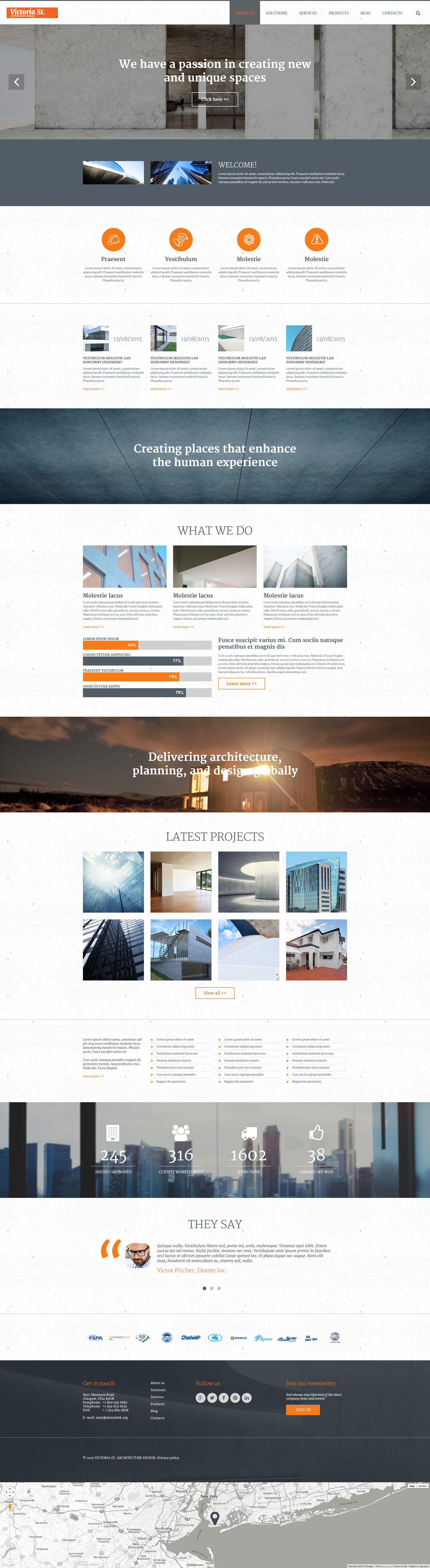 Architecture Design Template plain architecture design template responsive wordpress theme in decor
