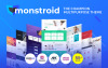 Monstroid - шаблон WordPress