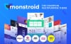 Monstroid - Best WordPress Template Big Screenshot
