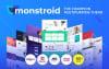 Monstroid — Лучший WordPress шаблон