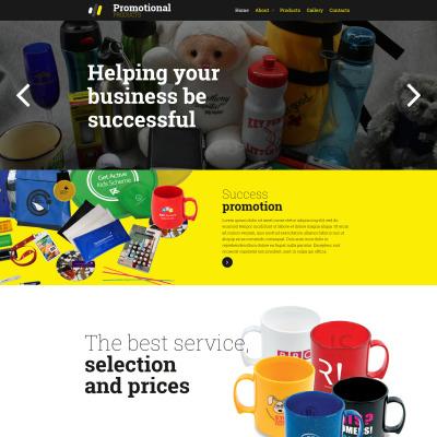 print shop website builder templatemonster. Black Bedroom Furniture Sets. Home Design Ideas