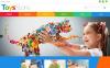Reszponzív Toys Store PrestaShop sablon New Screenshots BIG