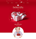 Gifts WooCommerce Template 55605
